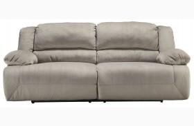 Toletta Granite Finish 2 Seat Reclining Sofa