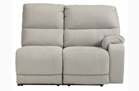 Bohannon Putty Right Arm Facing Power Reclining Loveseat