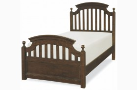 Academy Molasses Youth Panel Bed