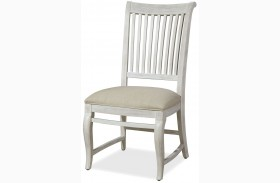Dogwood Blossom Finish Side Chair