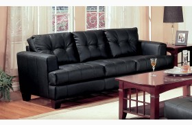 Samuel Leather Sofa - 501681