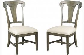 Greyson Fulton Splat Back Dining Side Chair Set of 2