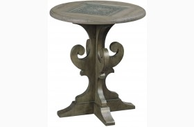 Greyson Warrick End Table