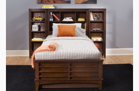 Chelsea Square Youth Bookcase Bed