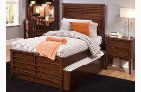 Chelsea Square Youth Panel Bed