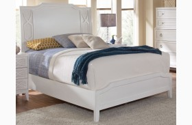Grand Haven Lace Panel Bed
