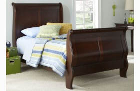Carriage Court Youth Sleigh Bed