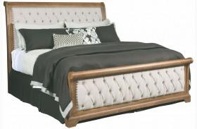 Stone Ridge Sleigh Bed