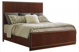 Take Five Carlyle Panel Bed