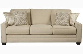 Mauricio Linen Finish Sofa