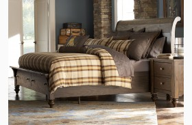 Southern Pines Storage Bed
