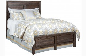 Montreat Panel Bed