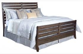 Montreat Sleigh Bed