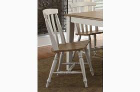 Al Fresco III Slat Back Dining Chair Set of 2