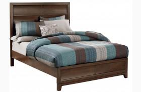 Amanoi Warm Mink Panel Bed
