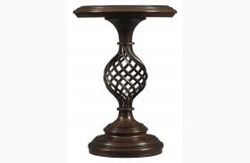 Costa Del Sol Dark Woodtone Fortuna Table