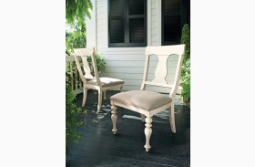 Paula Deen Home Paula's Side Chair Set of 2