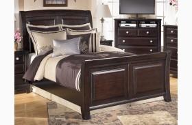 Ridgley Sleigh Bed