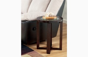 Marion Brown Finish End Table