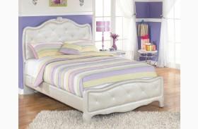 Zarollina Youth Upholstered Bed