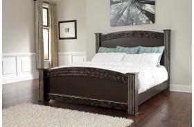 Vachel Poster Bed