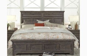 Shelter Cove Driftwood Panel Bedroom Set from Magnussen Home ...