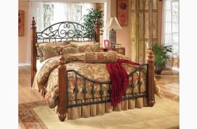 Wyatt Poster Bed