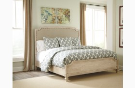 Demarlos Upholstered Panel Bed