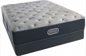 Beautyrest Recharge Silver Comfort Gray Tight Top Luxury Firm Youth Mattress