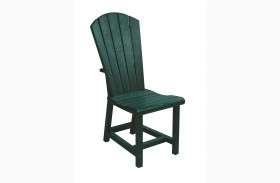 Generations Green Dining Side Chair