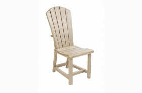 Generations Beige Dining Side Chair