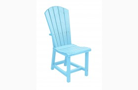 Generations Aqua Dining Side Chair