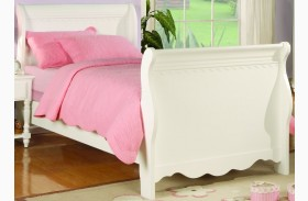 Pepper Youth Sleigh Bed - 400360T