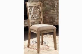 Mestler Upholstered Side Chair Set of 2