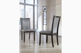 Trishelle Dining Upholstered Side Chair Set of 2