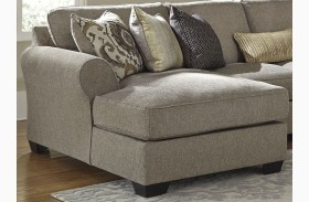 Pantomine Driftwood Finish LAF Corner Chaise : laf chaise sectional - Sectionals, Sofas & Couches