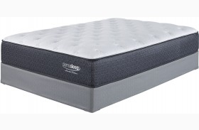White Youth Plush Mattress