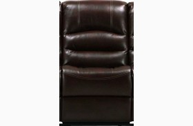 Gershwin Java Finish Armless Chair