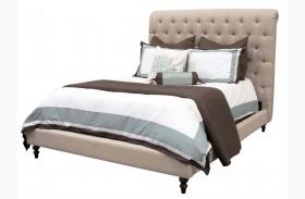 Remington Espresso Platform Bed