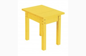Generations Yellow Side Table
