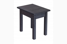 Generations Black Side Table