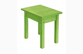 Generations Kiwi Lime Side Table