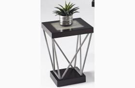 East Bay Woodtone Chairside Table