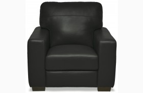 Timothy Italian Leather Chair