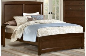 Transitions Cherry Panel Bed