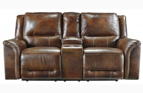 Jayron Harness Loveseat With Console