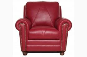 Weston Italian Leather Chair