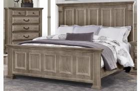 Woodlands Driftwood Mansion Bed