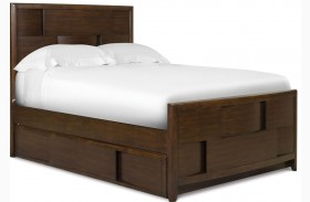Twilight Youth Trundle Panel Bed