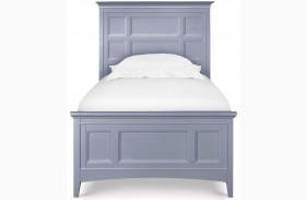 Graylyn Steel Drum Youth Panel Bed